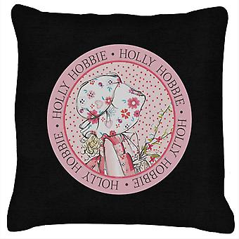 Holly Hobbie Circle Cushion