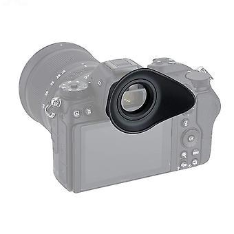 Profezzion oval shape eyeshade eyepiece for nikon z6, z7 camera replaces nikon dk-29 fits nikon z6,