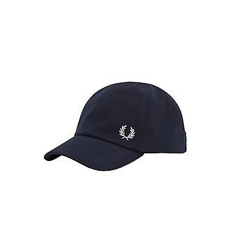 Fred Perry Baseball Cap Navy