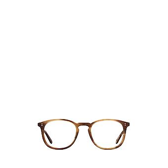 Garrett Leight KINNEY matte true demi unisex eyeglasses