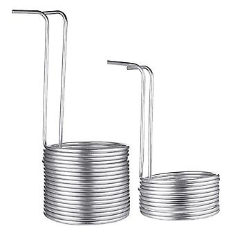 Stainless Steel Immersion Wort Chiller Tube For Home Wine Making Machine Part
