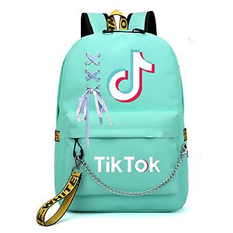 TikToK حقيبة مدرسية هامشية حقيبة عارضة
