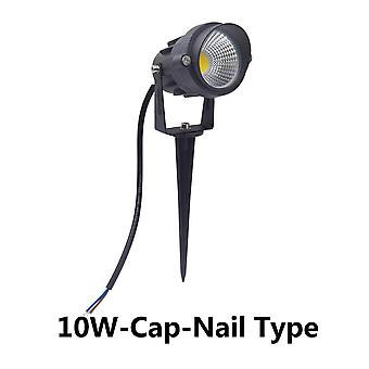 Led Garden Light, Outdoor Lawn Lamp For Yard Path Driveway Lanscape Lighting