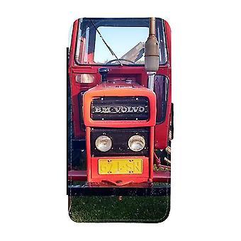 Custodia portafoglio Volvo Tractor Samsung Galaxy A41