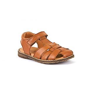FRODDO Fisherman Style Sandal In Brown