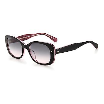 Kate Spade Asian Fit CITIANI/G/S 3H2/JP Black Pink/Green Pink Sunglasses