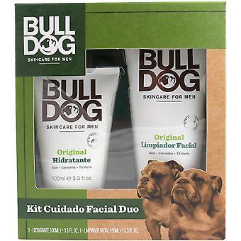 Bulldog Duo Limpiador facial + Hidratante