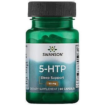 Swanson 5HTP 50 mg 60 Kapseln