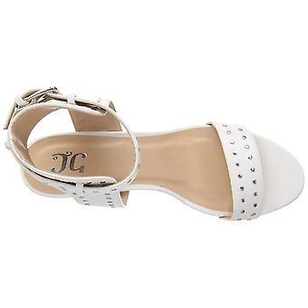 Journee Collection naisten Mabel avoimen rento nilkka hihna sandaalit