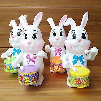Kasvatuksellinen kani rummutus lelu (rndoma)