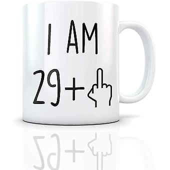 30th Birthday Gifts for Women Men, 11oz 30 Years Old Coffee Mug Decorations for Best Friend, Happy