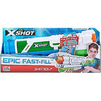 Zuru X-Shot episk snabbfyllande vattenbläster