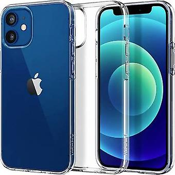 Spigen Liquid Crystal Back cover Apple iPhone 12 mini Transparent