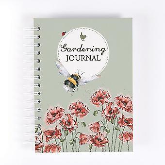 Wrendale Designs Gardening Journal