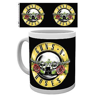 Guns N' Roses - Bullet Boxed Standard Mug