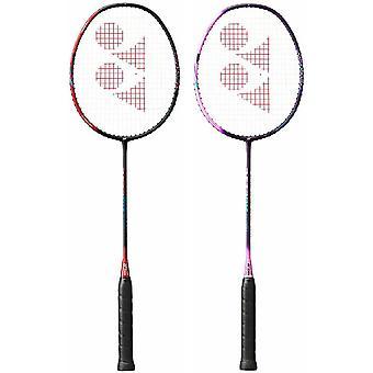 Yonex astrox smash racket black/red