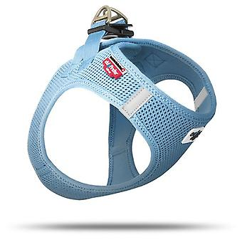 Curli Mesh Harness For Dogs Sky Blue Color 2 Xs