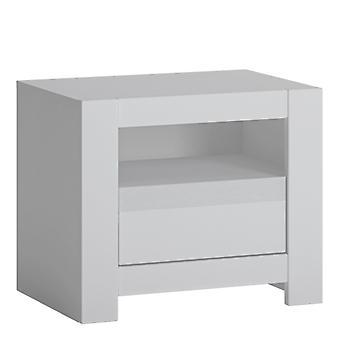 Veen 1 Drawer Bedside Table