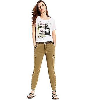 Paragraph CI 88.004.32.3626 T-Shirt, Multicolored (01e5 White), 40 Woman