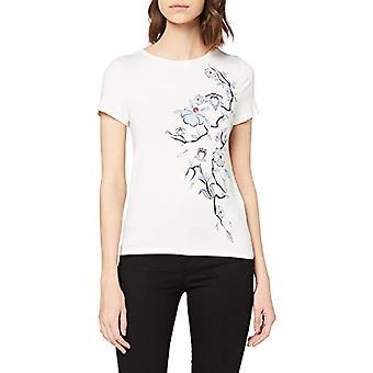 Mexx T-Shirt, White (Blanc De Blanc 114800), Small Woman