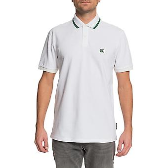 DC Stoneybrook Polo Shirt in Wit