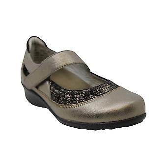 Drew Shoe Women's Genoa Timeless Leather Casual Mary Janes