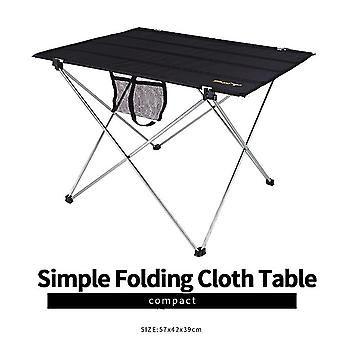 Outdoor Small Aluminum Alloy Folding Camping Table Portable Ultra Light Picnic Table