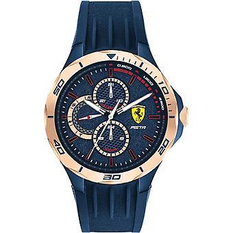Scuderia Ferrari SF830724 PISTA Heren Horloge