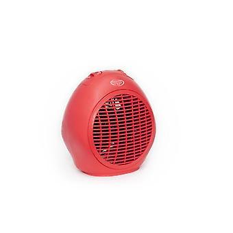 Argo Scilla punainen-tuuletin lämmitin