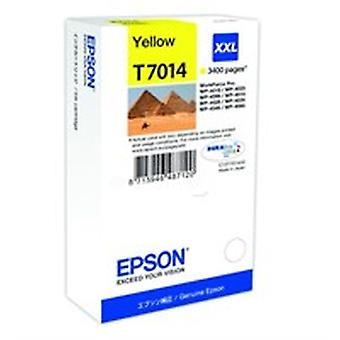 Epson C13T70144010 (T7014) Ink cartridge yellow, 3.4K pages, 34ml