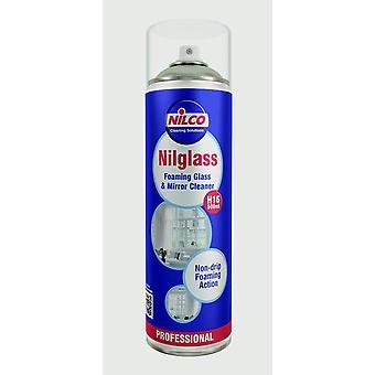 Nilco Nilglass Foaming Glass Cleaner 500ml