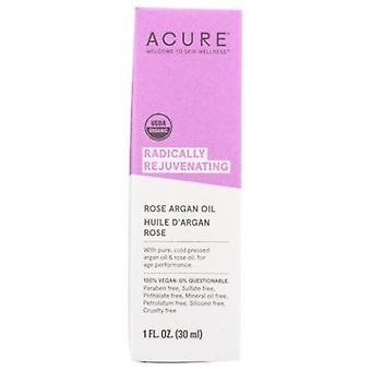 Acure Rose Argan Oil, 1 Oz