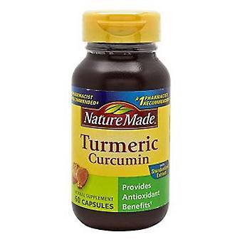 Nature Made Turmeric Curcumin, 500 mg, 60 Caps