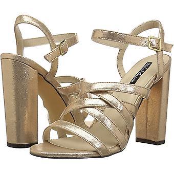 Michael Antonio Women's Shoes Jayla Peep Toe Casual Slingback Sandals