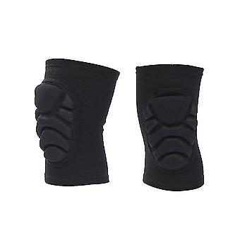 Professionele kniebeschermers, botsing vermijden knie mouw (XL)