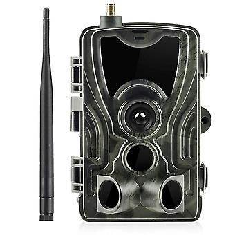 Cellular mobile hunting camera 2g mms sms gsm 20mp 1080p infrared wireless night vision wildlife hunting trail camera hc801m