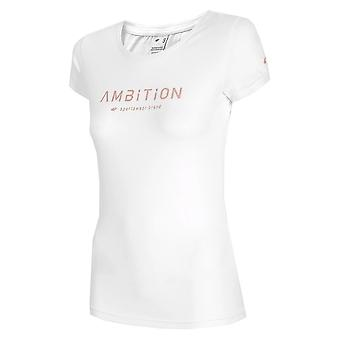 4F H4L21 TSD033 H4L21TSD033BIAY אוניברסלי כל השנה נשים חולצת טריקו