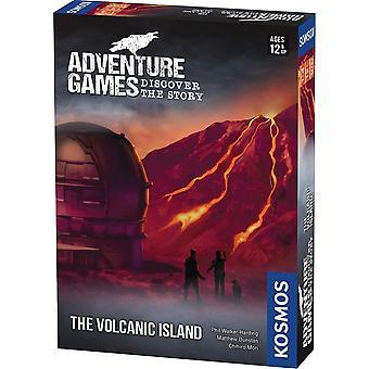 Thames e Kosmos I giochi di avventura sull'isola vulcanica