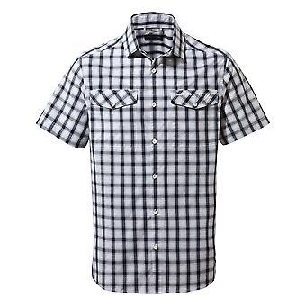 Craghoppers Mens Passos Short-Sleeved Shirt