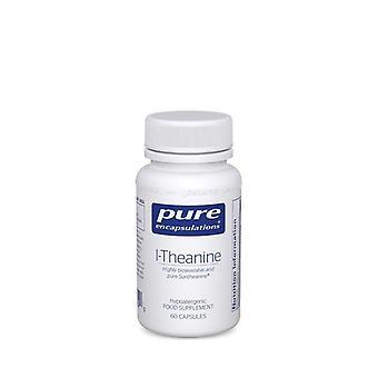 Pure Encapsulations l-Theanine Capsules 60 (LTH6UK)