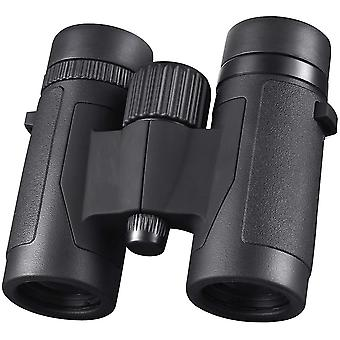 8X32 Compact Binoculars - Lightweight and Compact for Hours of Bright, Clear Bird Watching -Great for Outdoor Sports Games and Concerts,(black)