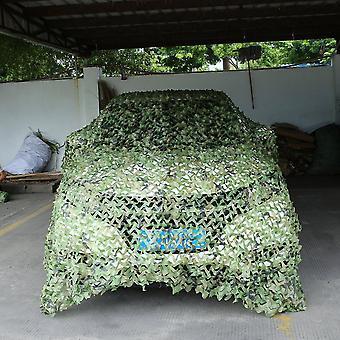 הסוואה נטו צבא צבא הסוואה מכונית רשת מכסה אוהל ציד תריסים רשת