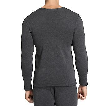 Men's Thermal Underwear Set With Fleece Lined Base Layer Thermals Sets For Men