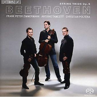 L.V. Beethoven - Beethoven: String Trios, Op. 9 [SACD] USA import