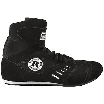 Ringside Power Boxing Shoes - Black