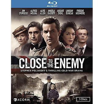 In der Nähe des Feindes: Staffel 1 [Blu-Ray] USA Import
