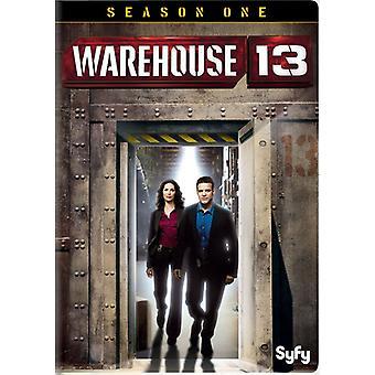 Almacén 13: Temporada uno [DVD] USA importar