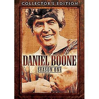 Daniel Boone: Sesong en [DVD] USA import