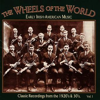 Wheels of the World - Vol. 1-Wheels of the World [CD] USA import