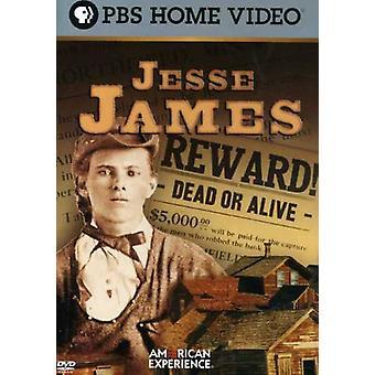 Jesse James [DVD] EUA importar